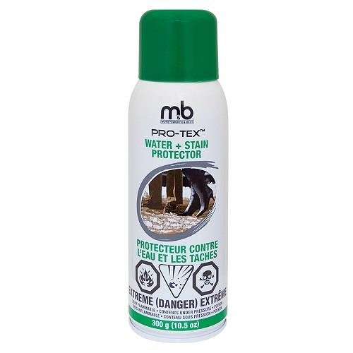 M&B Pro-tex water and stain protector.