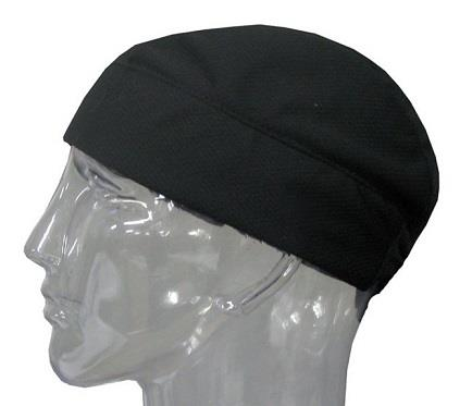 Hyperkewl Evaporative Cooling Beanie. Adult. Black