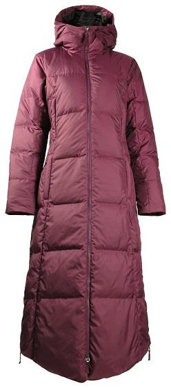 "Skhoop Ladies ""Hella"" Down Coat in Bordeaux"