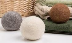 Tumblers, pure wool Dryer Ball. Single.