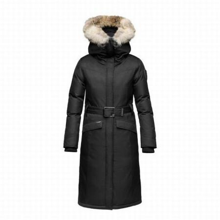 Nobis Ladies Morgan Parka in Black