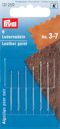 Leather Hand Needles