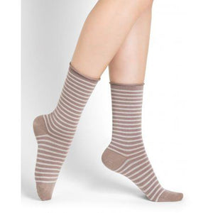 Bleuforet Women's Merino Wool Socks in Ash