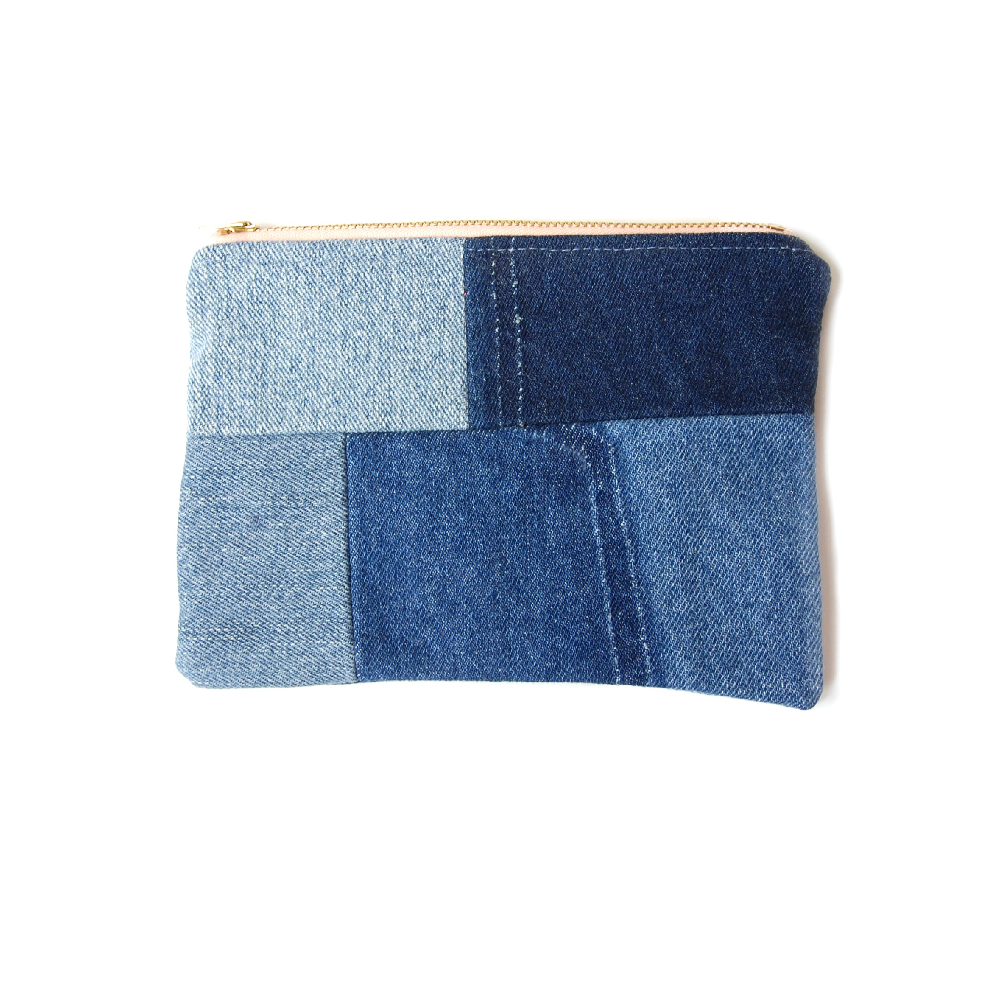 Denim Pouch (2) - Late to the Party