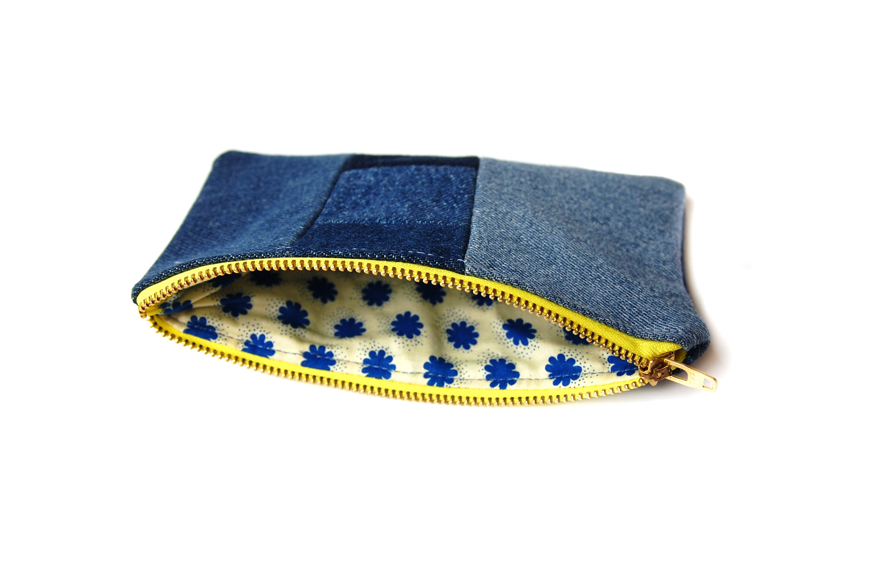 Denim Pouch (3) - Late to the Party
