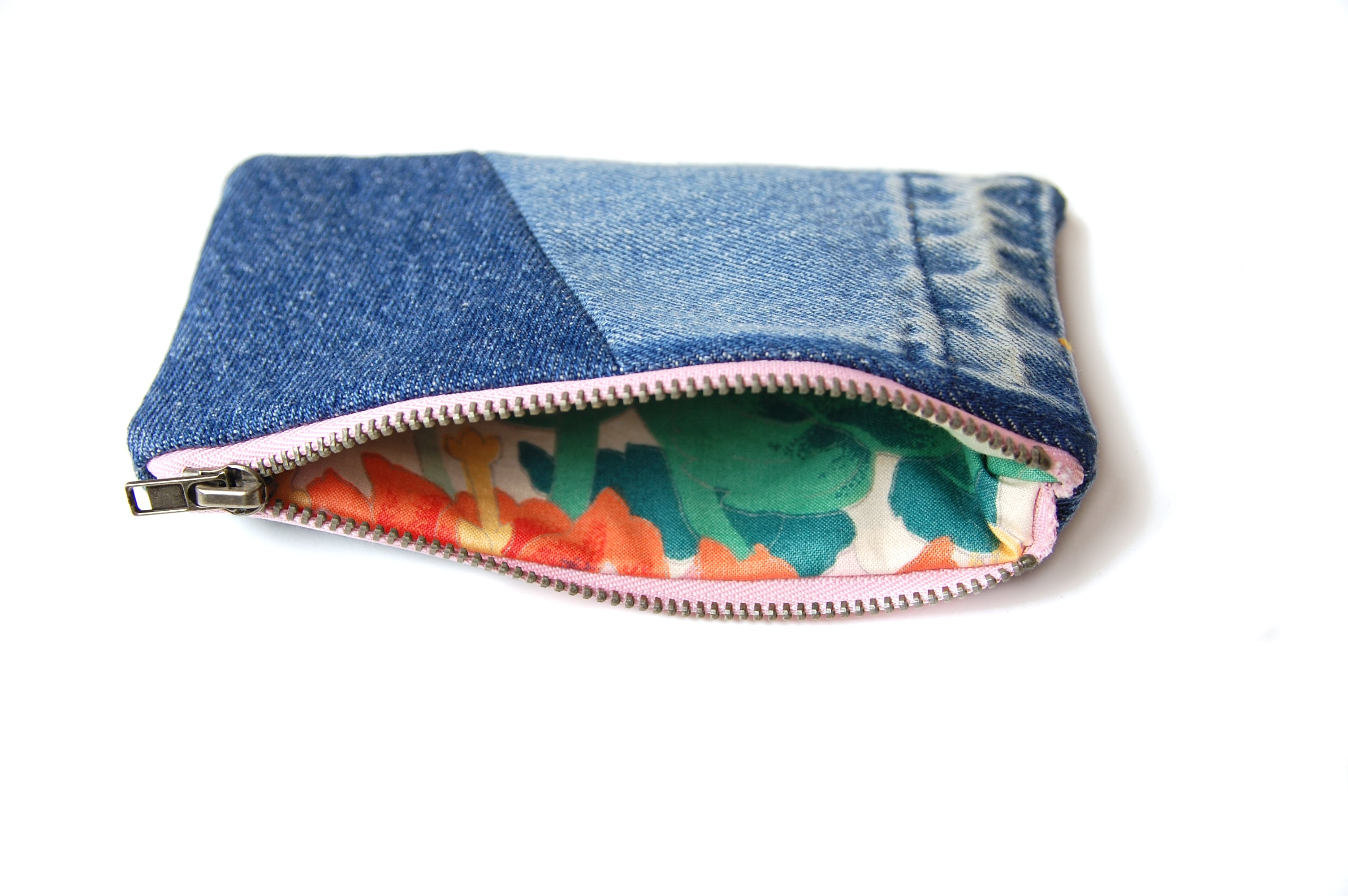 Denim Pouch (5) - Late to the Party