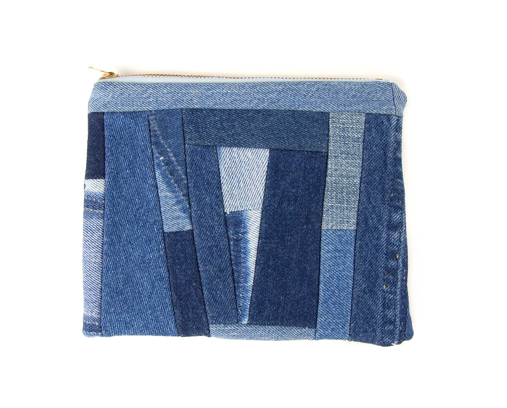 Denim Pouch (7) - Late to the Party