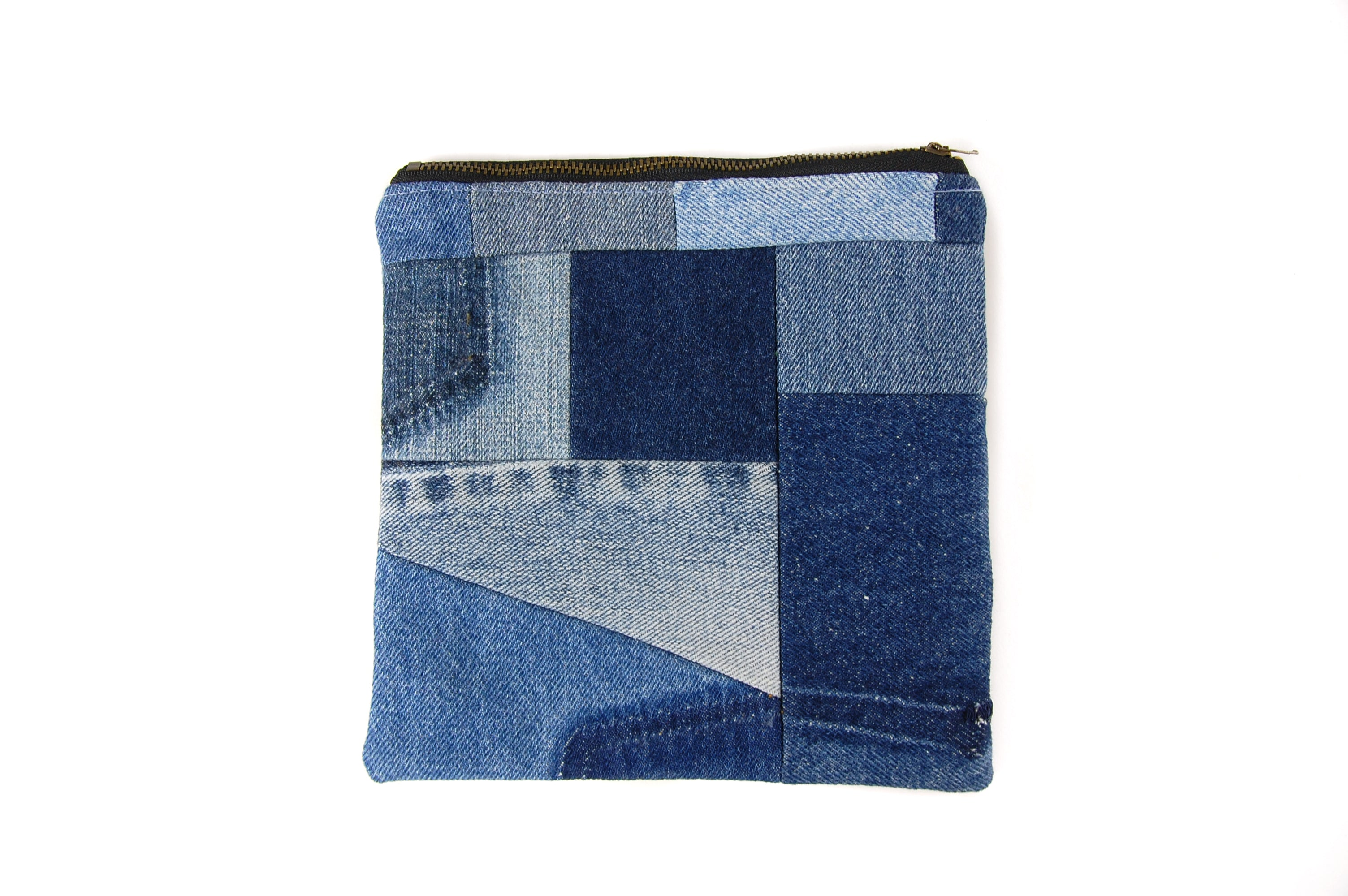 Denim Pouch (9) - Late to the Party
