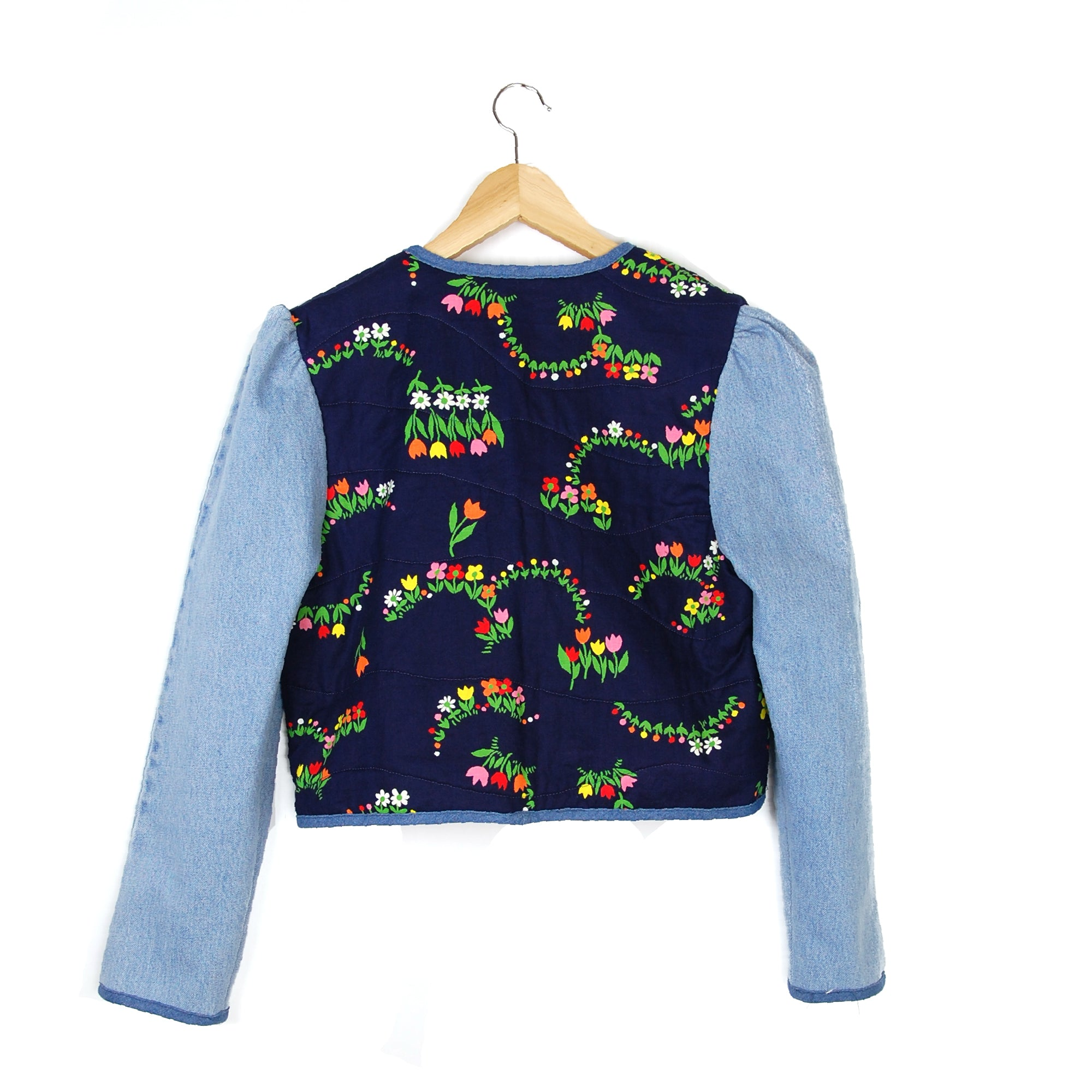 TEENY TULIPS 1 QUILTED JACKET - Late to the Party