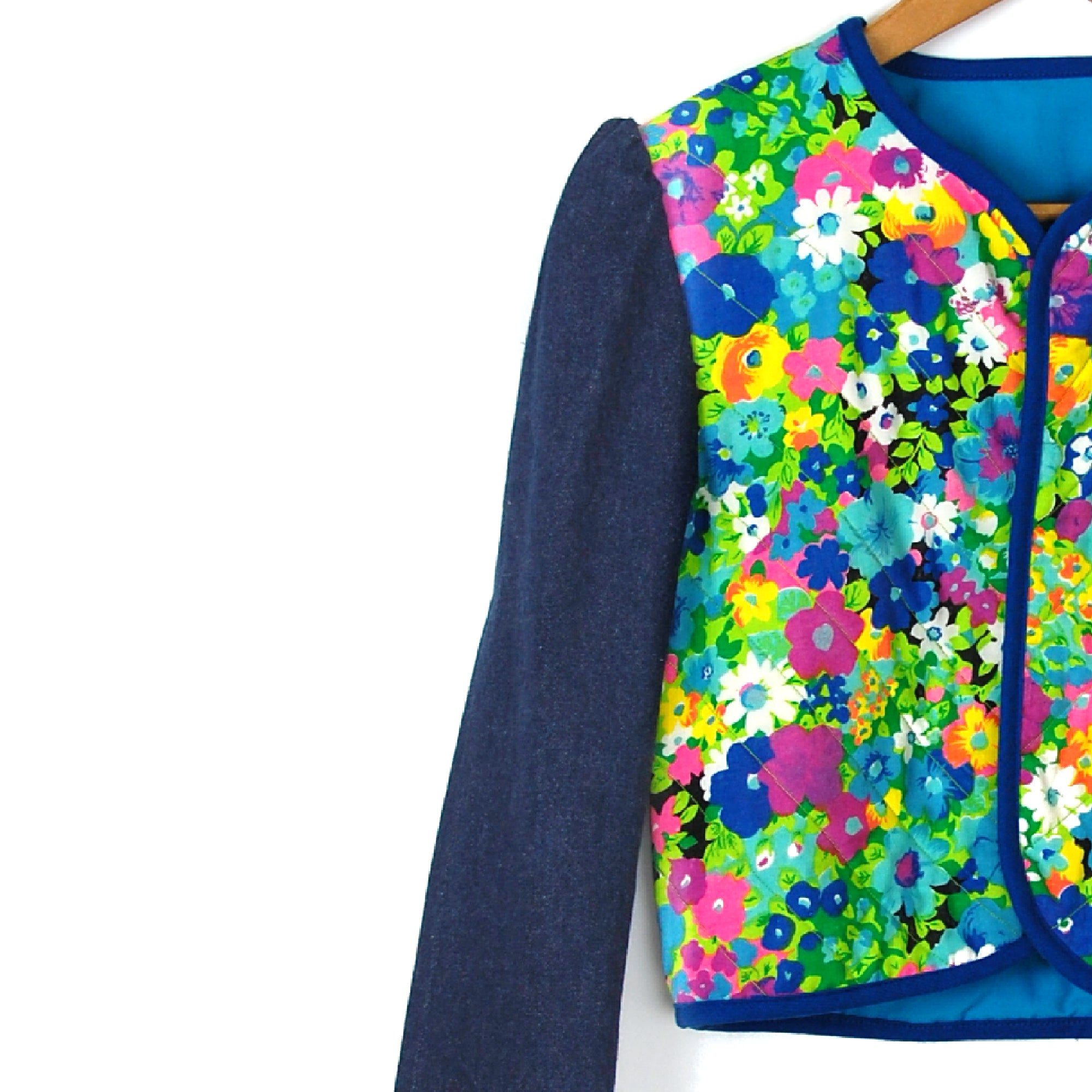 SPRING FEVER QUILTED JACKET - Late to the Party