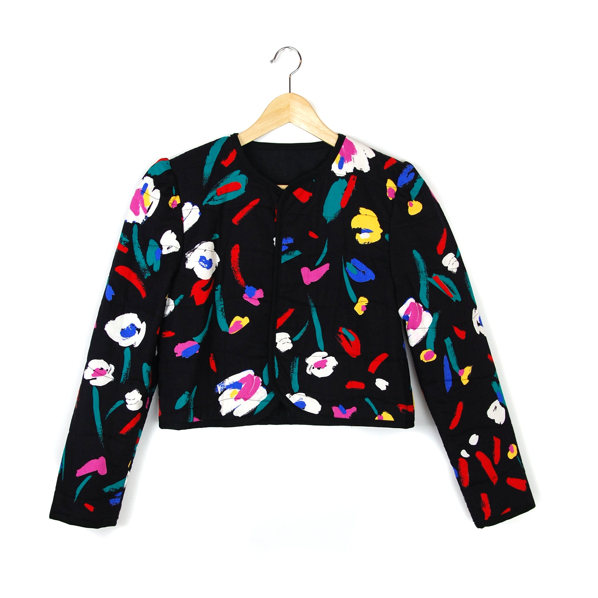 LITE BRITE QUILTED JACKET - Late to the Party