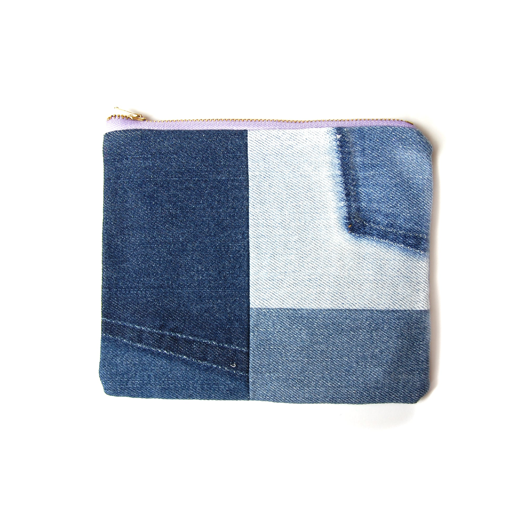 Denim Pouch (1) - Late to the Party
