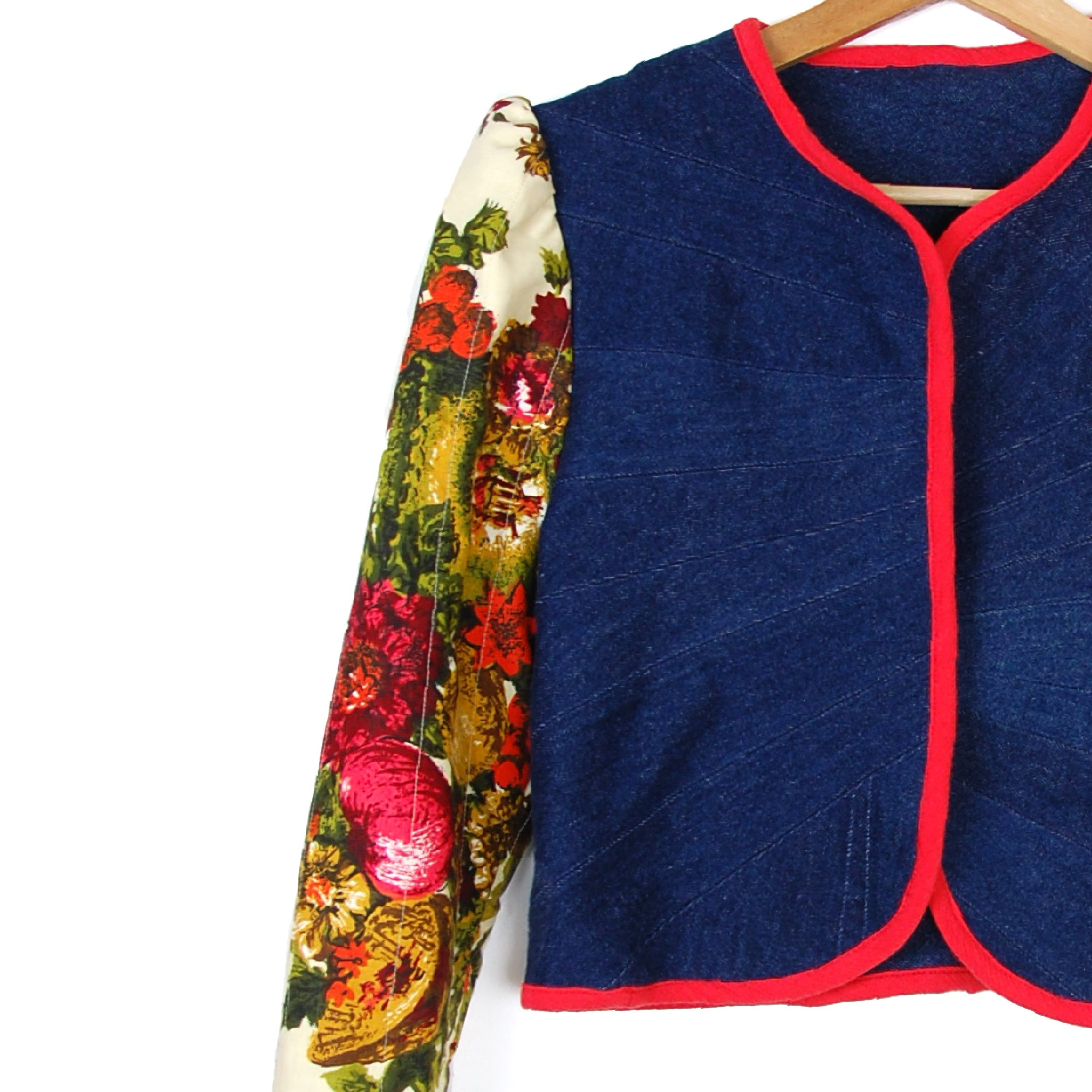 LOVE SEAT QUILTED JACKET - Late to the Party
