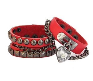 Brazalete Punk Rock