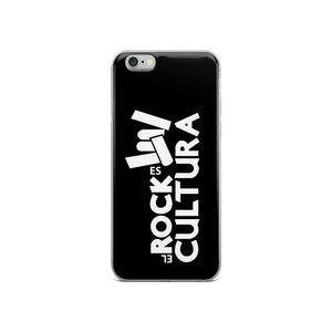 Carcasa para iPhone - El Rock Es Cultura