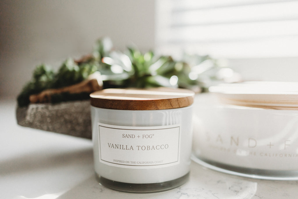 Sand + Fog new arrivals for scented candles and home scents