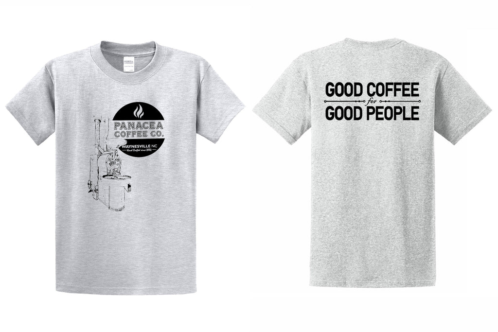 Panacea Coffee Roaster T-Shirt (Short Sleeve)
