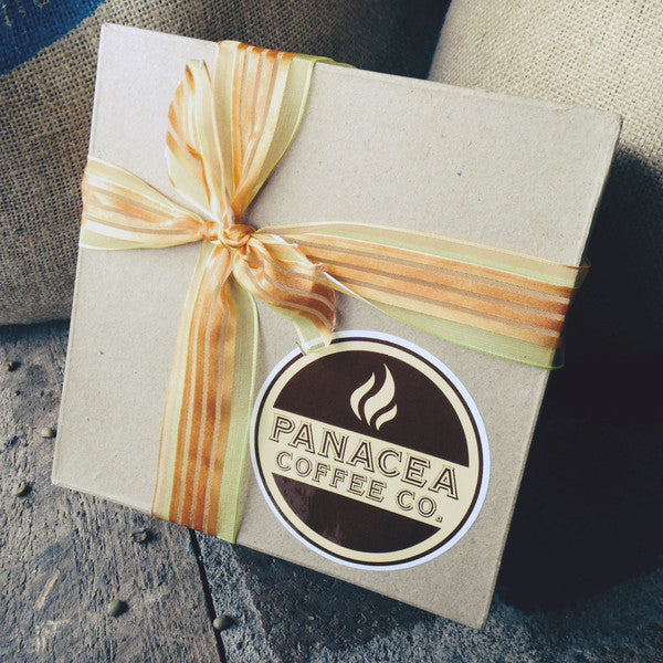 Panacea Coffee Gift Boxes