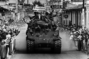 BURT GLINN: Havana, The Revolutionary Moment
