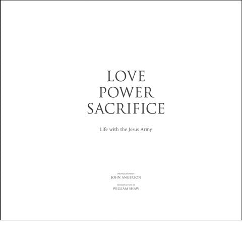 Love, Power, Sacrifice