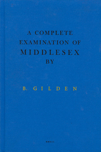A Complete Examination of Middlesex