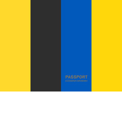 Book cover of 'Passport' by Alexander Chekmenev
