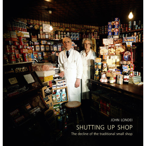 Shutting Up Shop
