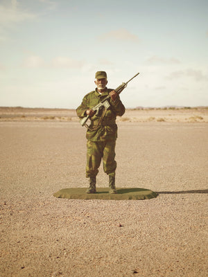 SIMON BRANN THORPE: Toy Soldiers