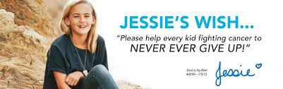 Charity Highlight - The Jessie Rees Foundation, Helping Brighten Sick Children's Lifes