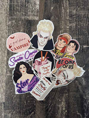 The Lost Boys Sticker Pack