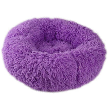 Load image into Gallery viewer, Donut Cuddle Round Washable Dog and Cat Cushion