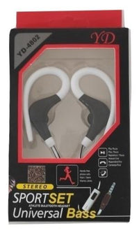 In-Ear Headphones Hands Free Ακουστικά YD-4802 GL-54598