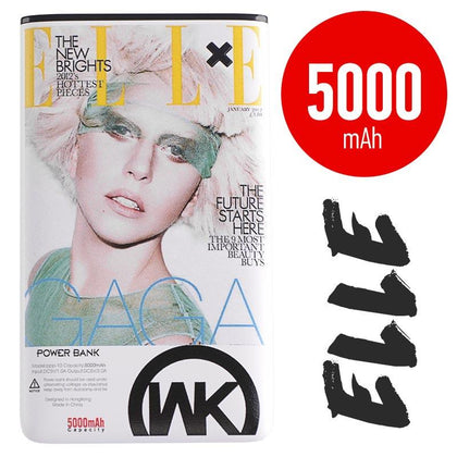 Power bank 5000mAh - WK Elle GL-25391