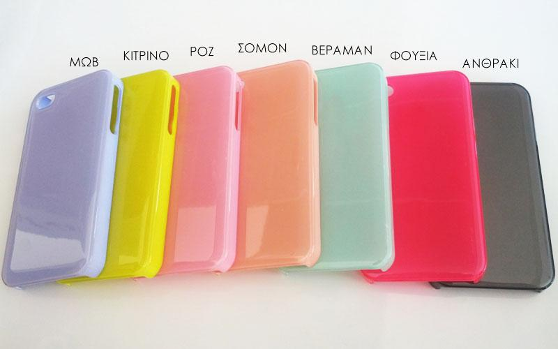 Θήκη Back case για iPhone 4/4S - Back Case for iPhone 4/4S GL-18631