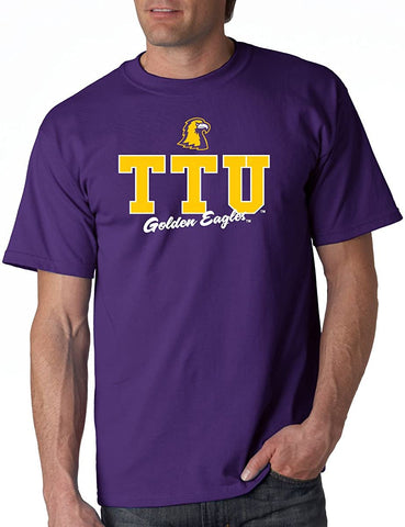 Tennessee Technological University Golden Eagles NCAA Campus Script T-Shirt