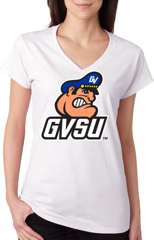 J2 Sport Grand Valley State Lakers NCAA Jumbo Bleach Junior T-Shirt