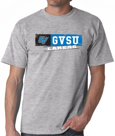 J2 Sport Grand Valley State Lakers NCAA Sticker Unisex T-Shirt
