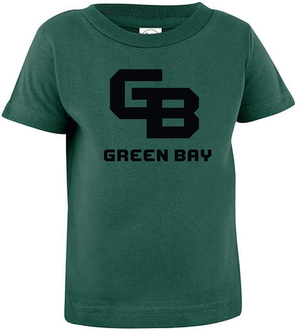 Wisconsin Green Bay Phoenix Colonels NCAA Infant Toddler Logo T-Shirt