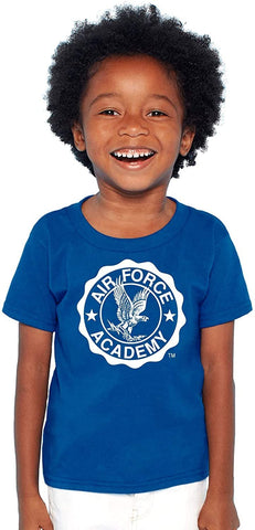 J2 Sport US Air Force Academy Falcons NCAA Logo Toddler T-shirt