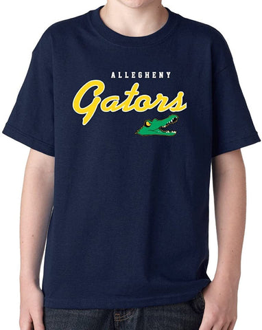 J2 Sport Allegheny College Gators NCAA Youth Apparel
