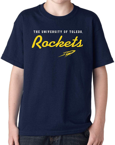 J2 Sport University of Toledo Rockets NCAA Youth Apparel