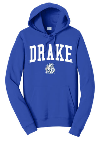 J2 Sport Drake University Bulldogs NCAA Unisex Hoodies and Sweatshirts