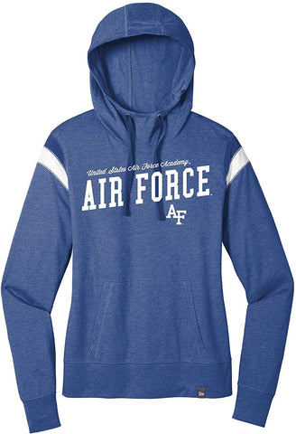 J2 Sport US Air Force Academy Falcons NCAA Womens Hoodies and Sweatshirts