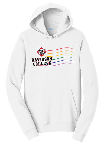 J2 Sport Davidson College Wildcat NCAA Pride Hooded Sweatshirt