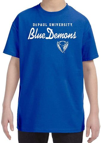 J2 Sport DePaul University Blue Demons NCAA Youth Apparel