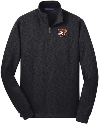 J2 Sport NCAA Adult Quilted Snap Pullover
