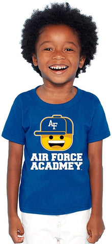 J2 Sport US Air Force Academy Falcons NCAA Ball Cap Boy Toddler T-shirt