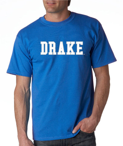 J2 Sport Drake University Bulldogs NCAA Unisex Apparel