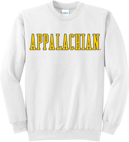 J2 Sport Appalachian State University Mountaineers NCAA Unisex Hoodies and Sweatshirt