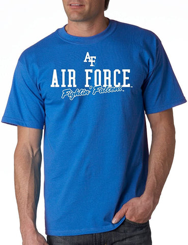 J2 Sport US Air Force Academy Falcons NCAA Unisex Campus T-Shirt